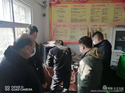 """保护好党委政府的""""喉舌"""" ——吴山镇在重大战役中通力合作维护""""村村响"""""""