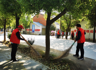 新时代文明实践在随县——随县各地开展志愿服务活动