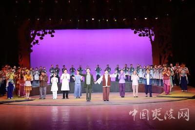 夷陵原创民族歌剧《梅香》将在五一剧院倾情上演