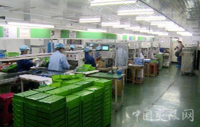 """夷陵区:品质革命赋予工业""""绿色含量"""""""