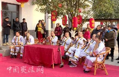 """中国民协来夷评审验收""""中国民间礼俗音乐之乡""""创建工作"""