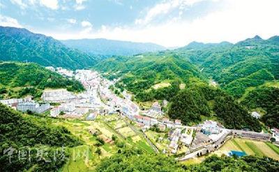 樟村坪镇:矿山大镇的绿色发展之路