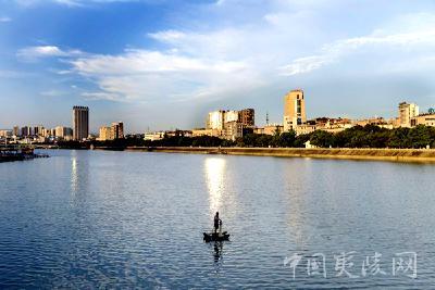 保护黄柏河 水润夷陵城