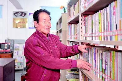 湖北日报:夷陵七旬老人志愿服务社区十二年