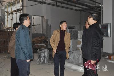 宜昌市总工会来夷陵区调研工会工作