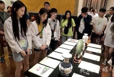 香港天主教南华中学学子来访天问国际高中