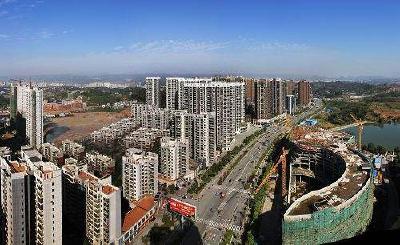 加快推进重点项目建设 打造产城一体城市新区