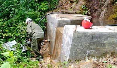 太平溪丨抗旱保民生 供水来保证