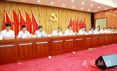 中国共产党宜昌市夷陵区第五届委员会第十次全体(扩大)会议决议