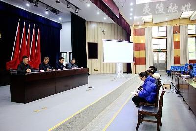 黄花、太平溪、三斗坪三镇联合开展青年干部交流活动