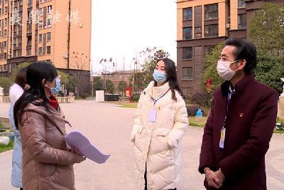 夷陵城区开展疫情防控封闭管理专项督查