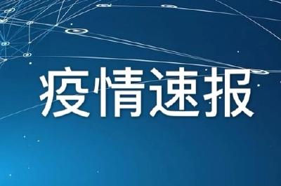 宜昌市5月25日疫情通报
