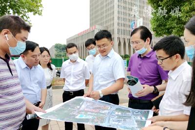 建设口袋公园  提升城市品质