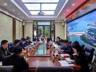 省水利厅调研组来夷陵区调研湖北省对口支援十四五规划编制工作