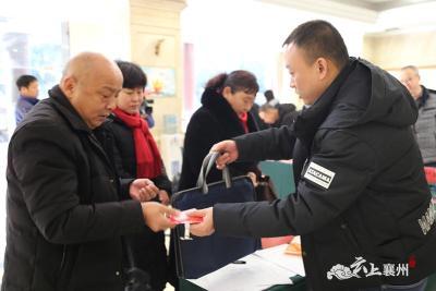 【代表专访】襄州区人大代表接受采访