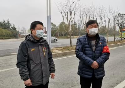 """【众志成城抗疫情】樊其勇:驻社区""""第一书记""""上岗记"""