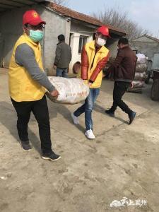峪山镇红薯滞销农户急 政府帮忙解难题