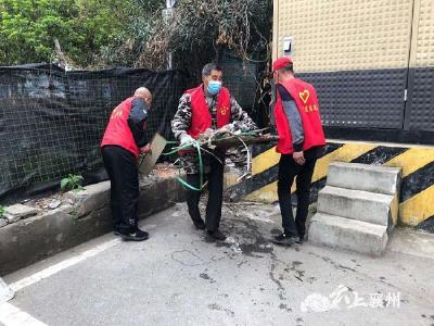 """张湾街道办事处:开展爱卫抗""""疫""""清洁大扫除活动"""