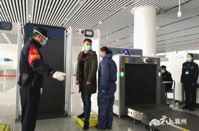 襄阳发往武汉高铁正式恢复运行