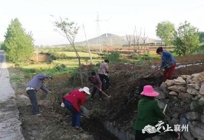 """峪山镇:""""五清""""行动人人参与  """"美丽乡村""""全民受益"""