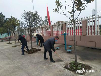 襄州区峪山镇:深入开展爱国卫生运动