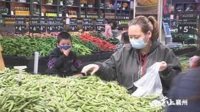 2小时4000斤豌豆销售一空!襄州区供销社搭建平台助销农产品