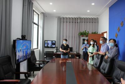 """襄州区人民检察院开展""""同舟共济,检护明天""""开放日活动"""