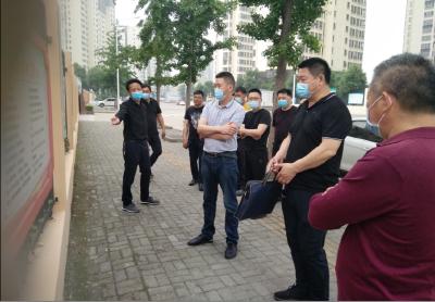 襄州区朱集镇中心学校:走出去,学经验  打好创文攻坚战