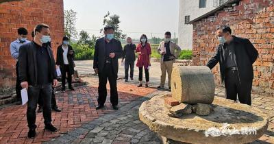 峪山镇组织开展环境卫生整治大检查