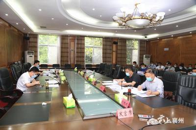 黄进:打造最优人才生态 为襄州高质量发展提供人才保障