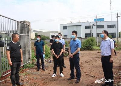 黄进:持续优化营商环境 推动襄州经济高质量发展