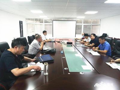 宜都市考察组到襄州学习考察全域国土综合整治项目