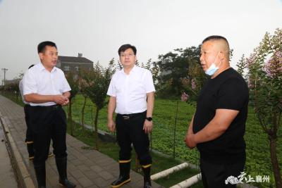 刘明锋:解决群众致富路上的难题 精准化巩固脱贫攻坚成果