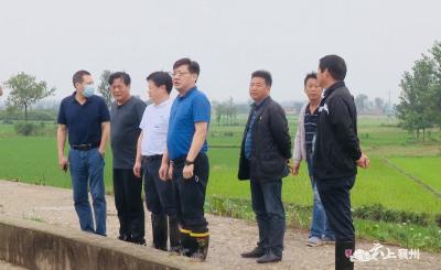 刘明锋:抓监测 排隐患  确保安全度汛