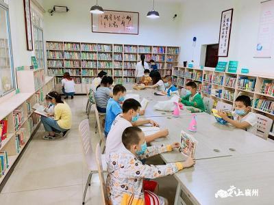 """襄州:搭建三级总分馆集群 打通公共文化服务""""最后一公里"""""""