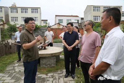 刘明锋:发挥资源优势 突出产业支撑 高质量推动乡村振兴战略实施