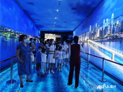 """襄州区自然资源和规划局开展未成年人""""了解我们的城市 热爱我们的家乡""""活动"""