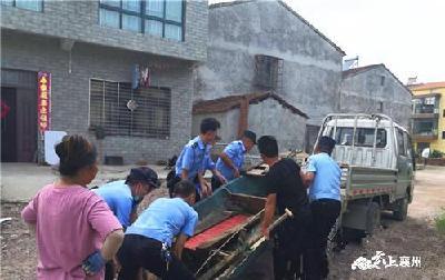 襄州公安开展严打非法捕捞专项行动