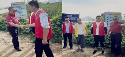 张湾中心学校把防溺水工作落到实处