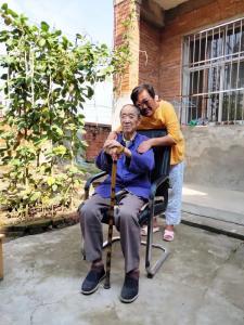 黄州唯一健在的抗日老战士的峥嵘岁月
