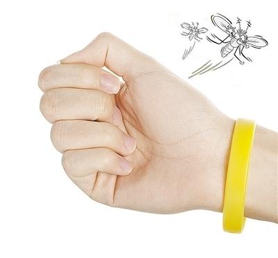 靠手环驱蚊?显然力量有些单薄
