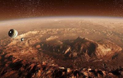 2020年我国将实施首次火星探测任务