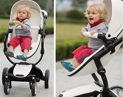 宝宝躺在婴儿车里也不安全?这些使用误区需注意
