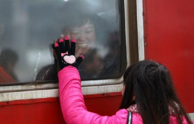春运过半中国交通已发送旅客近14亿人次