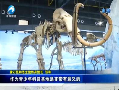 """张和恐龙馆明日开放  记者带你""""尝鲜"""""""