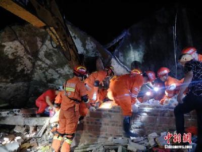 应急管理部:四川长宁6.0级地震已致12死125伤