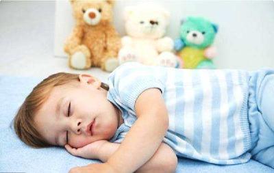 小孩儿也会打呼噜 有可能是患了小儿鼾症