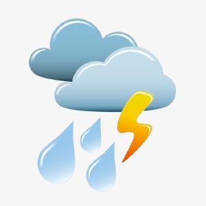 【快讯】明日我市将有大到暴雨