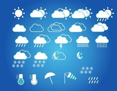 黄石气象台发布重大气象信息  持续低温阴雨天气将至