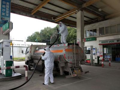 中石化黄石石油分公司: 紧急配送!把油品发往抗疫最需要的地方!